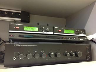 BSG Media installeert geluidsinstallatie in Bibliotheek Katwijk
