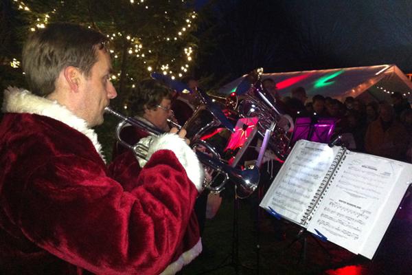 kerst in Leiderdorp