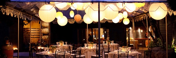 lichtbol-LED-tent