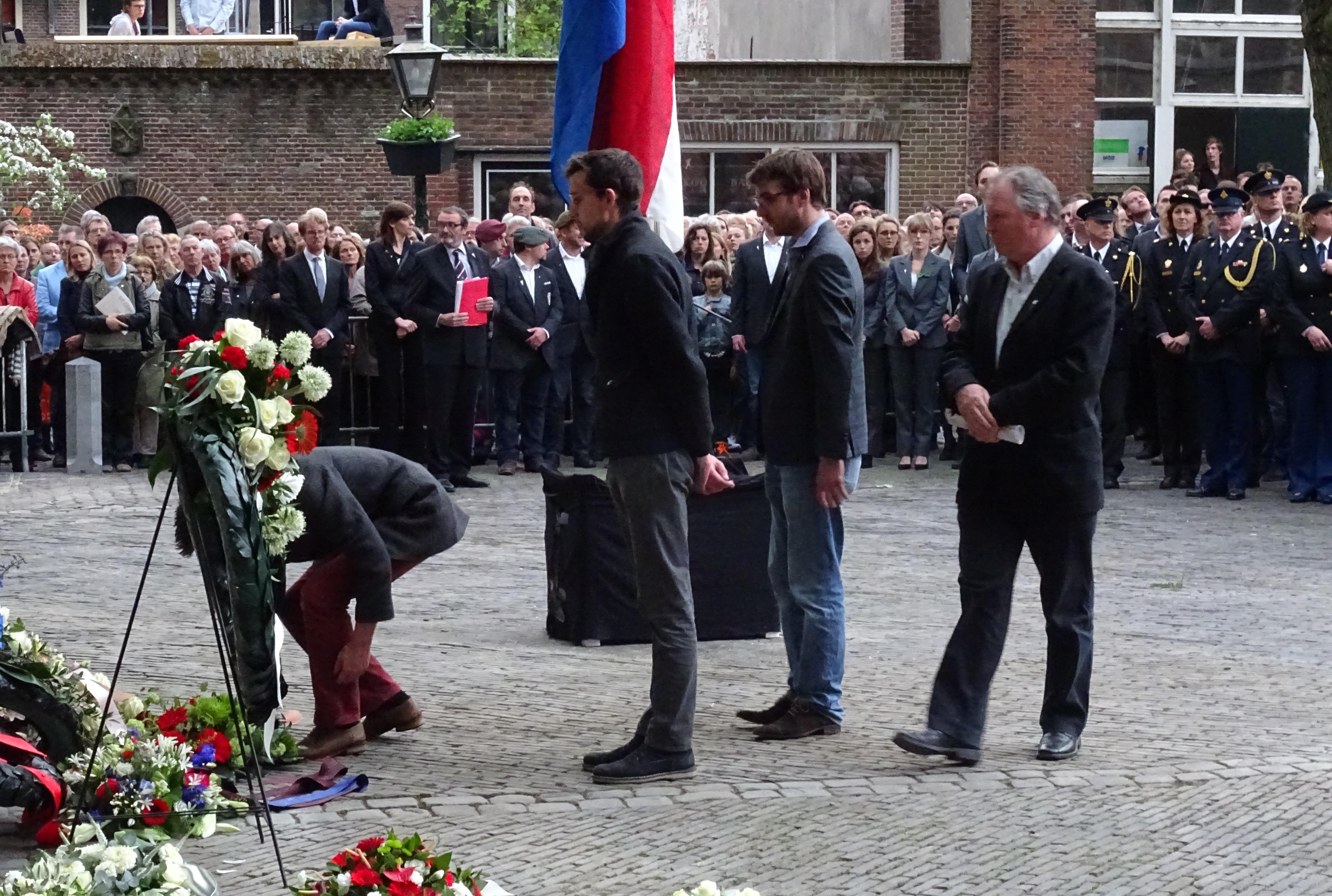 dodenherdenking Leiden